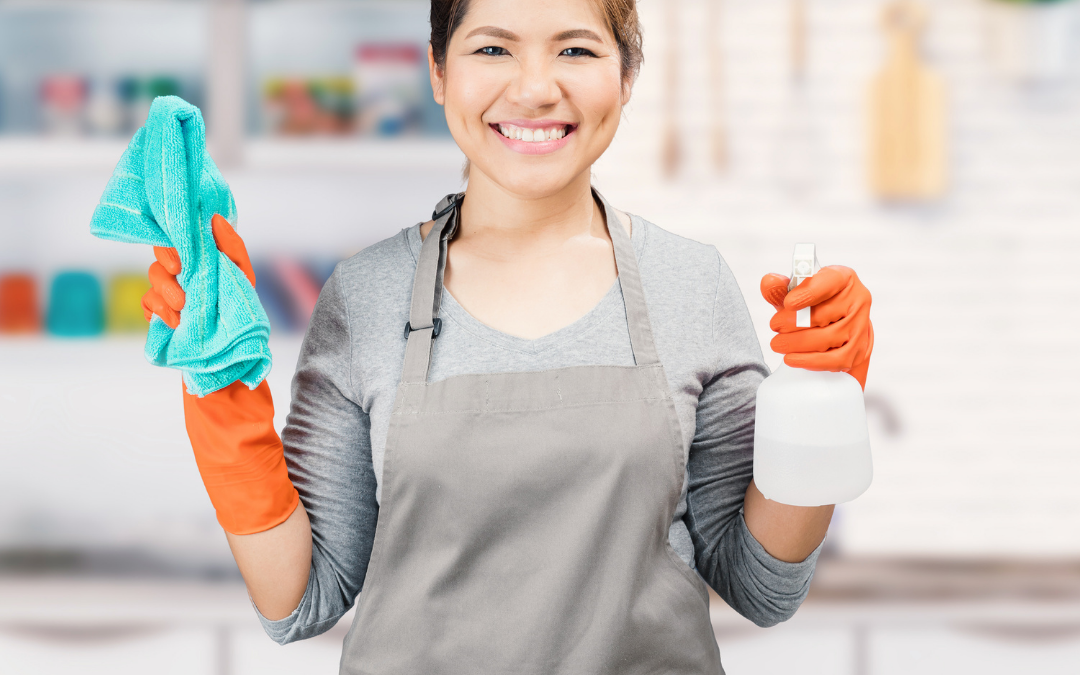 Professional, Full Time Housekeeper Needed in Chapel Hill
