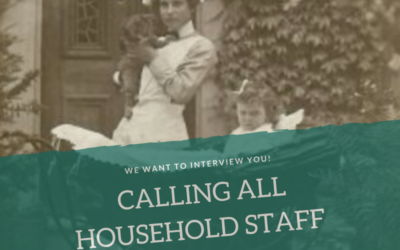 Calling All Household Staff