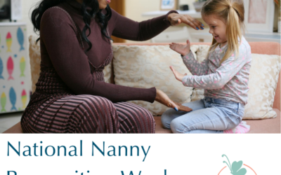 National Nanny Recognition Week 2020
