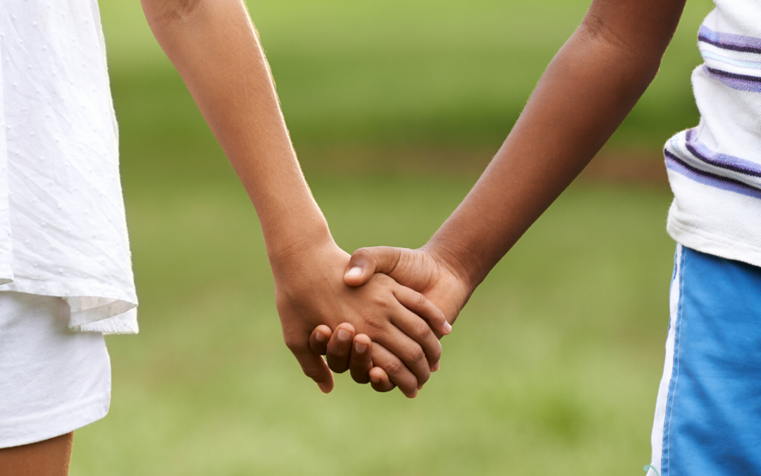 Resources for talking about Racial Healing with Children